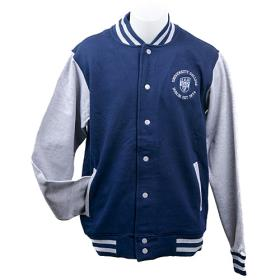 Navy  Adult Varsity Jacket