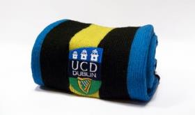 UCD Crested Scarf