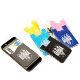 Mobile Phone Card Holder (Flat Back)
