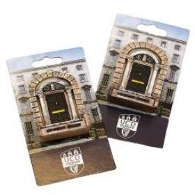 Georgian House Door Frame Fridge Magnet
